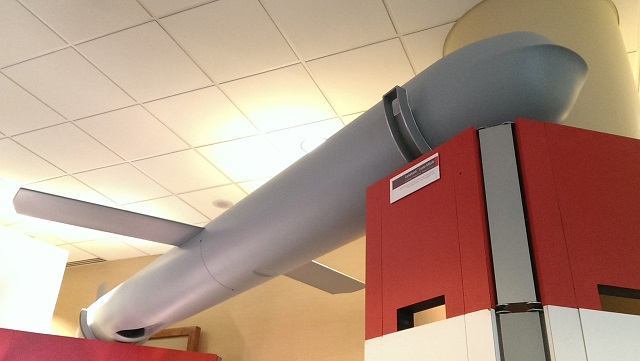 SNA 2017: Tomahawk missile flight plans can be updated in