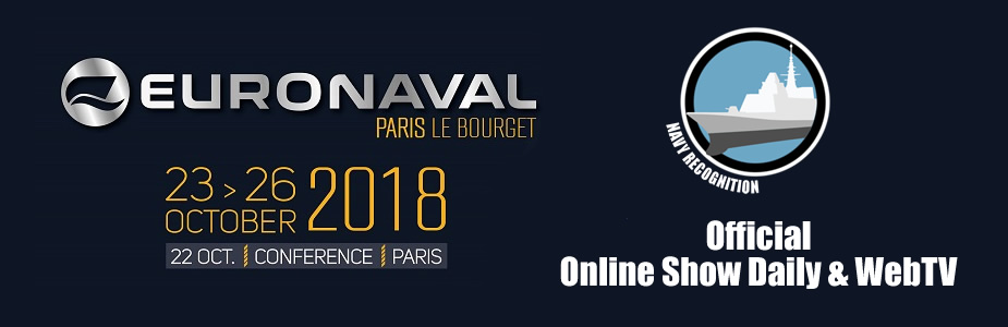 Navy Recognition Official Online Show Daily Web TV Euronaval 2018