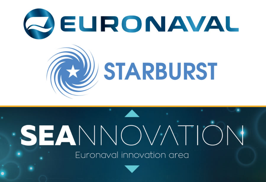 Euronaval 2018 34 Startups Selected for the SEANNOVATION Space