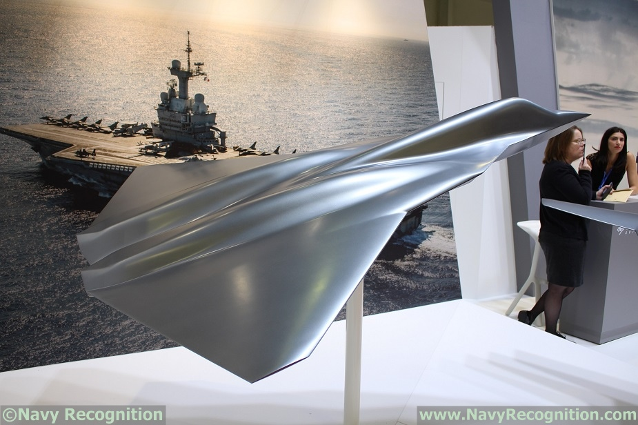 Euronaval 2018 France Officially Launches Aircraft Carrier Renewal Program 2