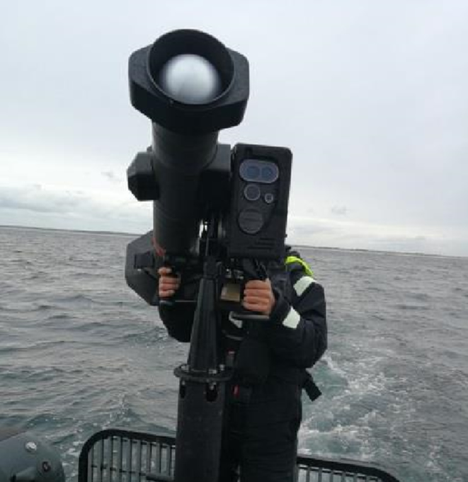 Euronaval 2018 MBDAs MMP Goes to Sea 2