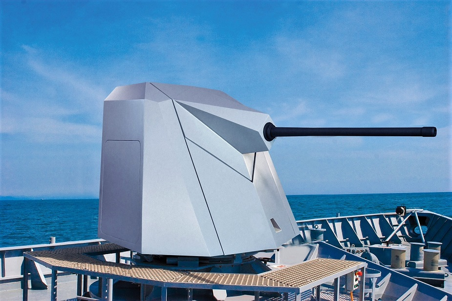 Euronaval 2018 Which Naval Guns and Missiles for FLOTLOG 3