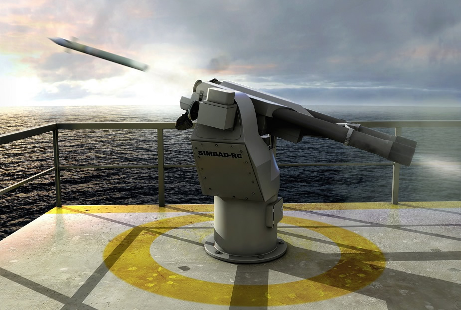 Euronaval 2018 Which Naval Guns and Missiles for FLOTLOG 6