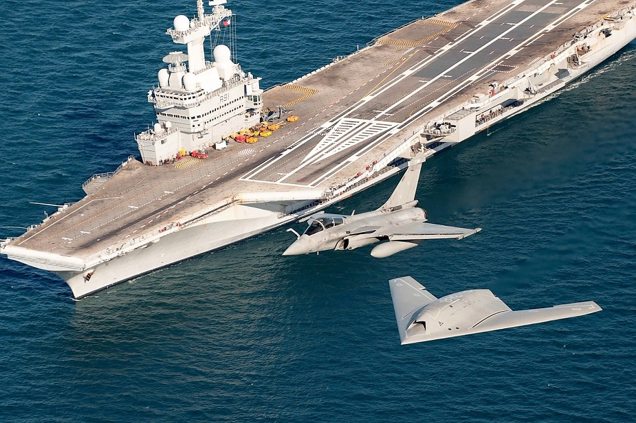 France Started EMALS Talks with U.S. for its future PA NG Aircraft Carrier 3