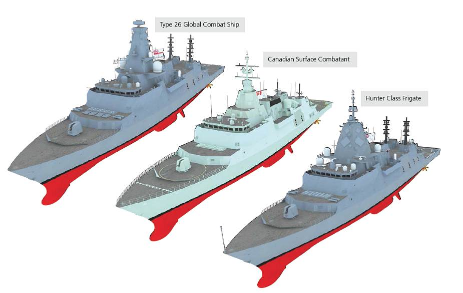 Euronaval Online 2020: BAE Systems displays its global combat ships capabilities