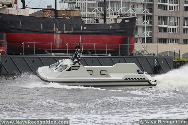 Atlas Elektronik UK Ltd (AEUK) have been awarded the first phase worth £13 million of a £28 million contract by the UK Ministry of Defence (MoD) to supply an Autonomous Minesweeping Capability to the Royal Navy (RN). These Unmanned Surface Vessels (USV) will create underwater influences to detonate mines in a controlled manner. The contract will be executed over the next five years to restore minesweeping capabilities to the RN.